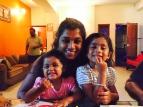 three of my favourites. bangalore, india. april 2015.