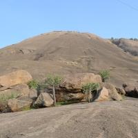 india travels: day trip to savandurga.