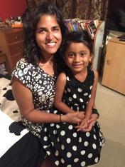 sometimes we dress alike. bangalore, india. may 2015.
