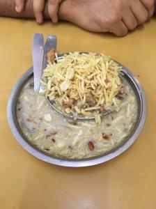 yummy farali misal. bombay, india. may 2015.