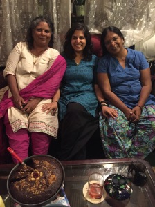 so much love for these adopted mothers of mine. bangalore, india. july 2015.