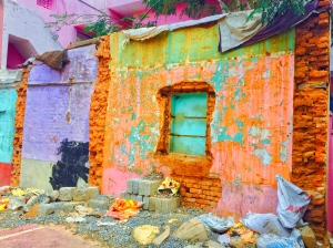 discovered this beauty while cutting through some back lanes the other day. bangalore, india. july 2015.
