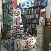 bangalore sights: blossom book house.