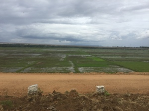rural karnataka. august 2015.