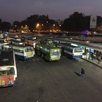 tales from the bus: transiting through majestic.