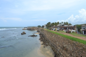one of my favourite views inside the fort. galle, sri lanka. september 2015.
