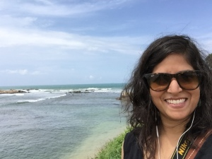 proof i was there. galle, sri lanka. september 2015.