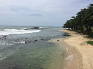 the beaches are pretty nice, too. galle, sri lanka. september 2015.