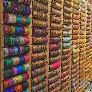 i am slightly obsessed with bangles. bangalore, india. october 2015.