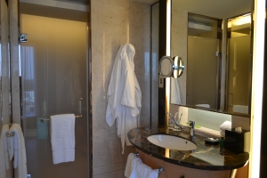bathroom. bangalore, india. october 2015.