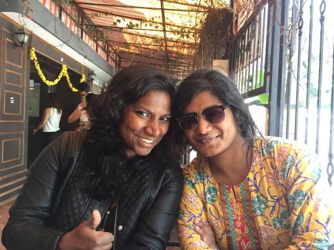 my lovely staycationing dates. bangalore, india. october 2015.