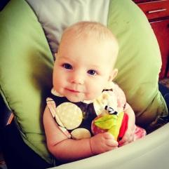 my little lovebug. memphis, tennessee. september 2014.