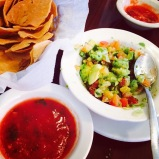 i sometimes dream about the guacamole at las delicias. memphis, tennessee. october 2014.