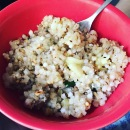 there's nothing better than waking up to sabudana khichdi in bed on a sunday morning. bombay, india. february 2016.