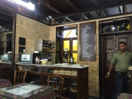 checking out cafe irani chaii on my last working day of my visit. bombay, india. february 2016.