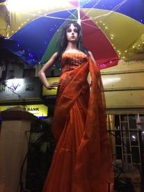 this is belinda, bertha's sister. bombay, india. february 2016.