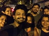 my toto's crew. bombay, india. may 2016.