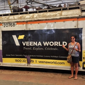 loved finding this on one of the trains. bombay, india. may 2016.