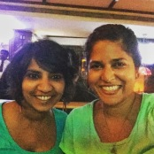 day drinking with the fiance. bangalore, india. june 2016.