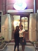 with samy. bangalore, india. june 2016.