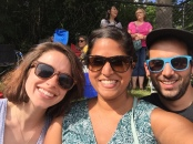 waiting to see james taylor. tanglewood, massachusetts. july 2016.