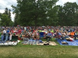 tailgating for james taylor. tanglewood, massachusetts. july 2016.