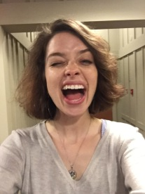 this is what happens when i ask maggie to hold my phone. tanglewood, massachusetts. july 2016.