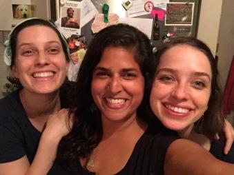 sisterly love. brooklyn, new york. july 2016.