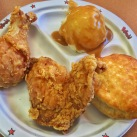 all the bojangles. knoxville, tennessee. august 2016.