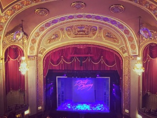 kicking off the orpheum's broadway season. memphis, tennessee. september 2016.