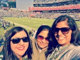 cheering on the packers. nashville, tennessee. november 2016.