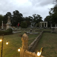 40before40: a spooky visit to elmwood cemetery.
