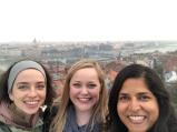love these ladies. budapest, hungary. november 2018.