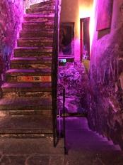 ruin bars are cool. budapest, hungary. november 2018.