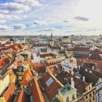 veen on the road: prague.