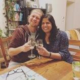 a gugi-veena reunion! vienna, austria. november 2018.