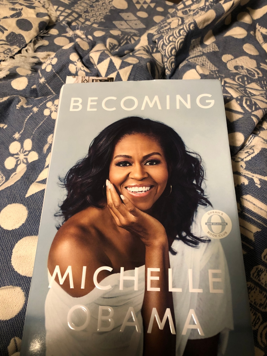 favorite passages from becoming [michelle obama].