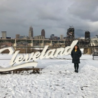 veen on the road: a long weekend in cleveland.