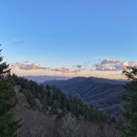 veen on the road: back to the smokies.